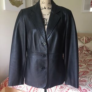 Covington Leather Jacket